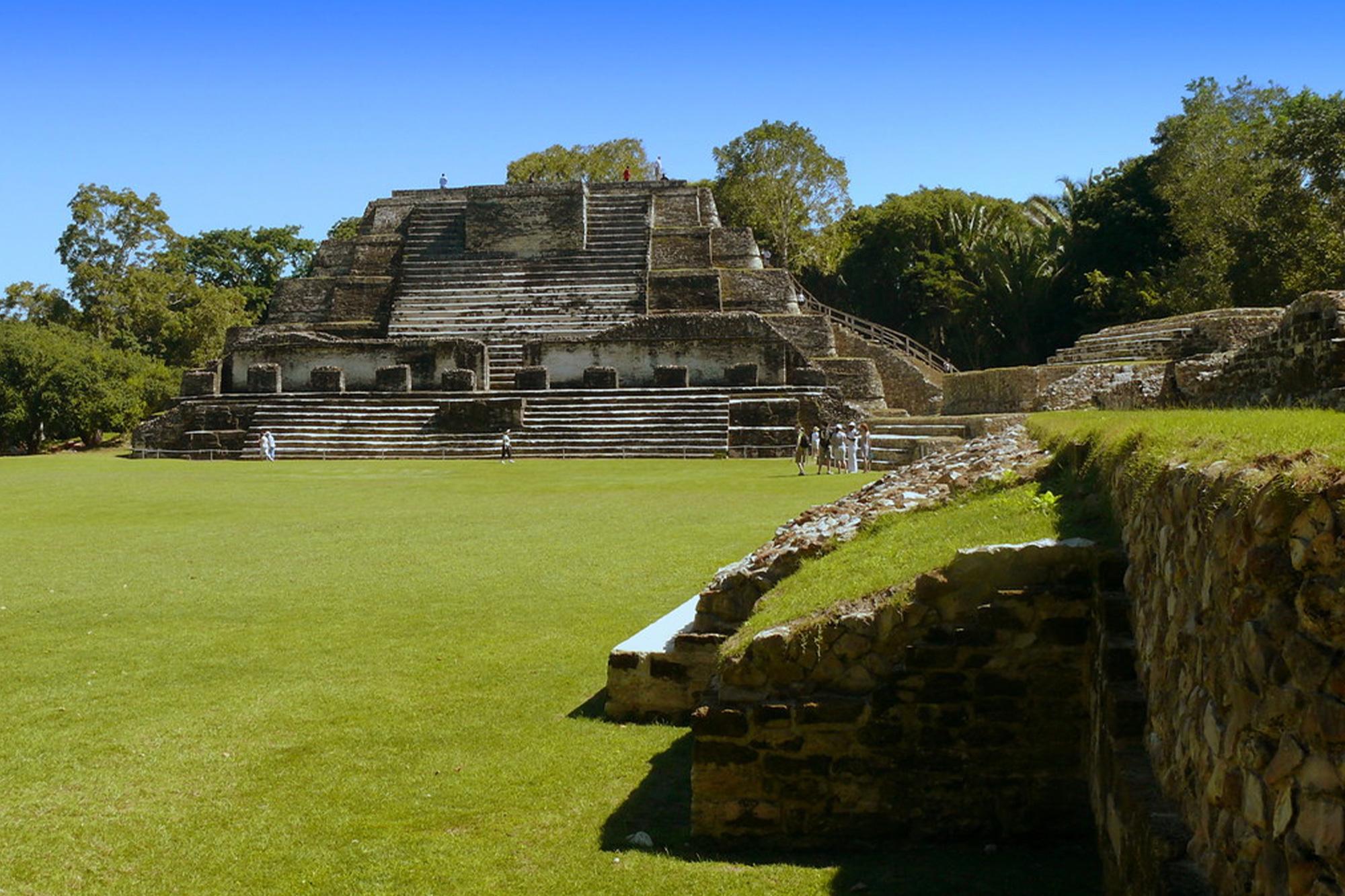 Altun Ha Mayan Ruins Coral Breeze Tours